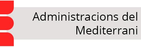 Administracions del Mediterrani - Administració de Comunitats